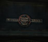 Hound Pits Doorsign