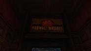 Реклама дануольского виски