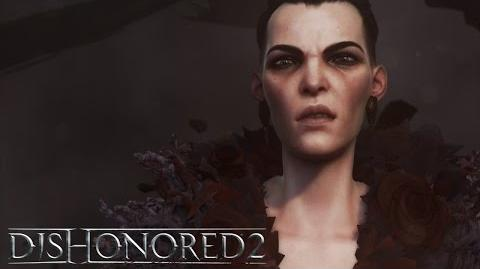 Dishonored 2 Estreno del tráiler