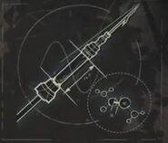 Химическая схема дротиков