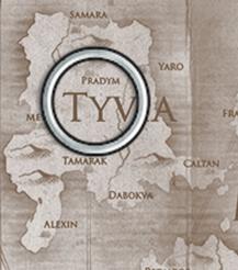 Ютака, карта