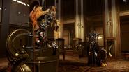 Clockwork soldier, gameplay trailer 2