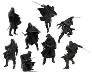 Corvo Attano original concepts