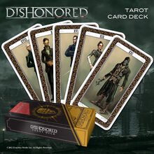 Dishonored-tarot-cards