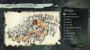Деловой квартал, карта