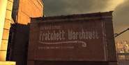 Pratchett warehouse
