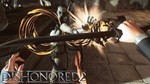 Dishonored 2 – Vídeo de juego Asesinatos creativos