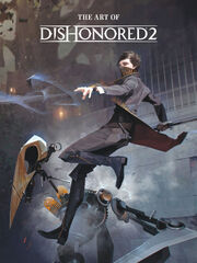 The Art of Dishonored 2 cover final cover