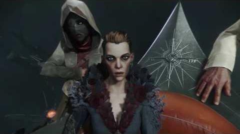 Dishonored 2 — Трейлер Корво