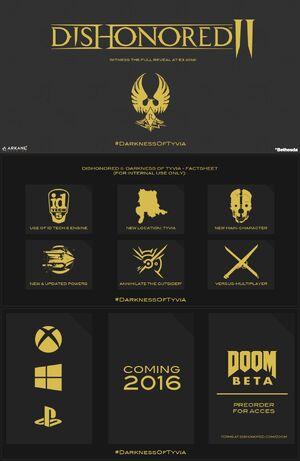 Слайды Dishonored II