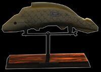 Фигурка рыбы
