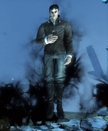 The Outsider, full body