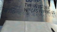 Graffiti overseer