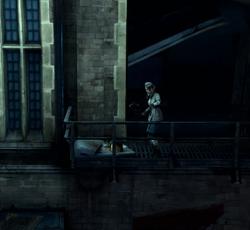 Granny Balcony