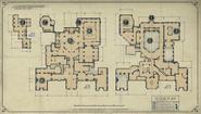 Stilton Manor Floor Plan