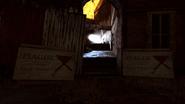 Slaughterhouse row alley