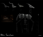 Gazelle furniture concept