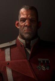 Офицер-гвардеец