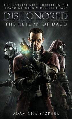 Dishonored Novel 2 Cover