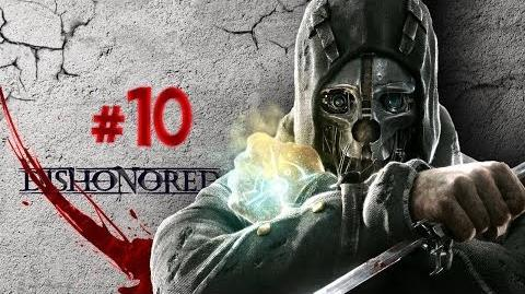 Dishonored 10 L'assassino dell'imperatrice Daud!