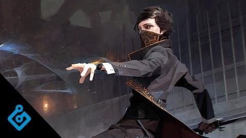 Dishonored 2 Game Informer Coverage Trailer