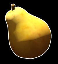 Свежая груша