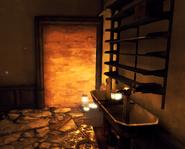 Bridge secret room