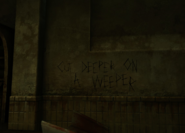 Graffiti Slaughterhouse