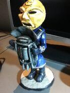Warfare Overseer Statue