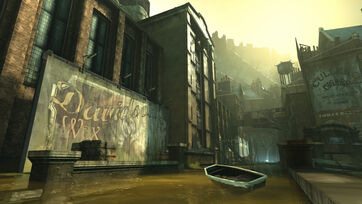 Flooded District