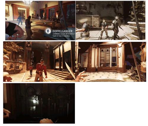 Habilidades Dishonored 2