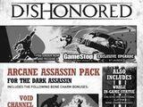 Arcane Assassin Pack