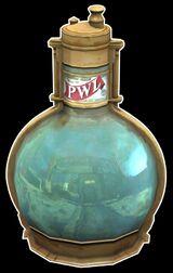 Ворвань в бутылке