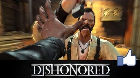 Dishonored Debut Trailer HD