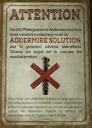 SolutionRecallPoster