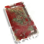 A Bloody Card
