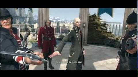 Dishonored Gameplay Missione 1 Parte 1 ITA