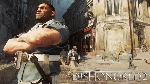 CuBaN VeRcEttI/Nuevo vídeo de juego de Dishonored 2 sobre las fugas audaces de Emily y Corvo