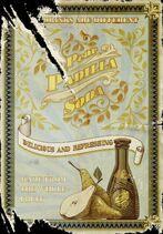 Pear Padilla Soda poster