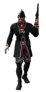 City Watch Officer Render