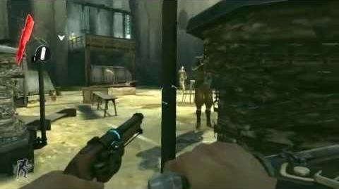 Dishonored Gameplay Missione 1 Parte 2 ITA