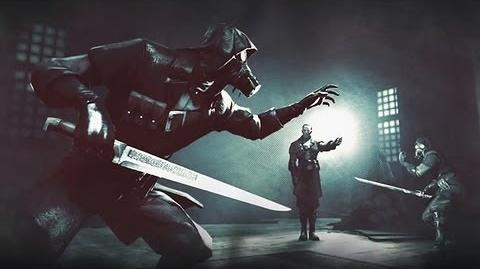 Dishonored The Knife of Dunwall - Trailer (Gameplay) zum Singleplayer-DLC