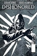 Titan comics, issue 1, cover C