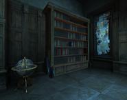 Контора Доктора Гальвани, вход в тайную комнату