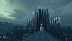 Тюрьма с моста