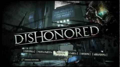 Dishonored Gameplay ITA Missione N°. 1 (1 2)