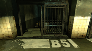 Coldridge corvo's cell