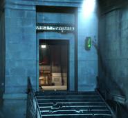 Door to Office