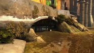 Ворота к катакомбам Старого порта