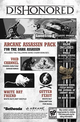 Arcane Assassin Pack